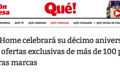 Noticias en el Diario Que!